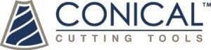 Conical Cutting Tools Company Logo