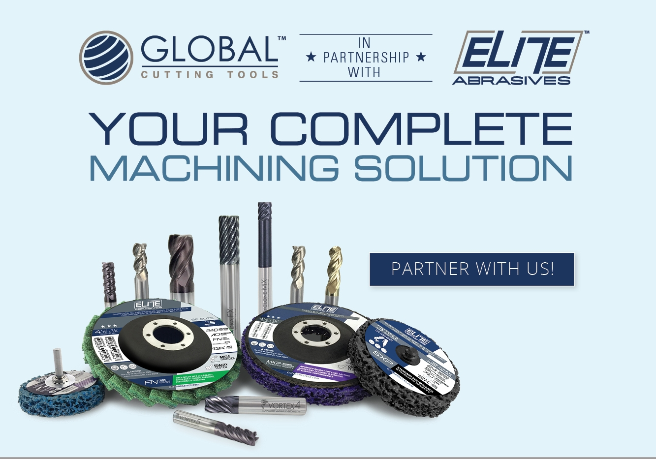 Your Complete Machining Solution